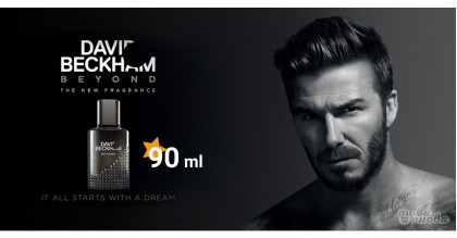 Мъжки Парфюм David Beckham Beyond EDT - Това Онова 90 ml