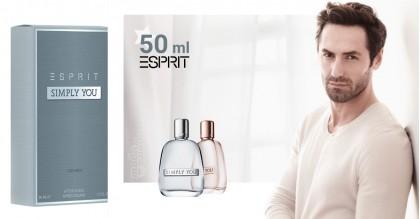 Мъжки Парфюм Esprit Simply You EDT - Това Онова 50 ml