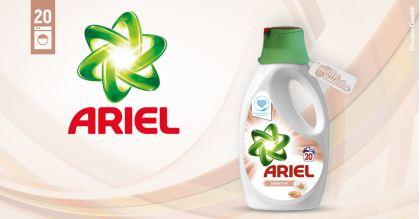 Ariel Sensitive 20 Течен препарат 1100 ml