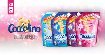 Coccolino Концентриран омекотител Creation 700 ml