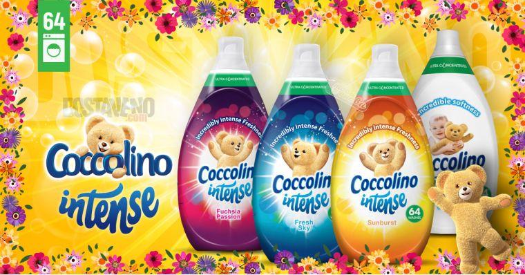 Coccolino Омекотител Intense 960 ml