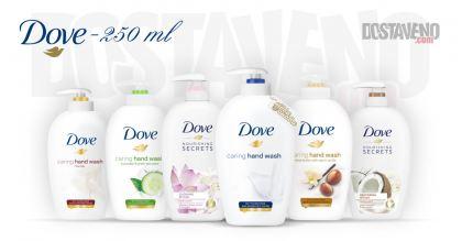 Dove Течни крем-сапуни 250 ml