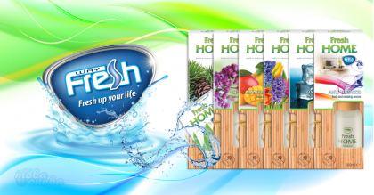 Fresh Way Ароматизирани пръчици със свежи аромати 100 ml