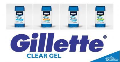 Gillette Clear gel Антиперспирант - Сух дезодорант 70 ml