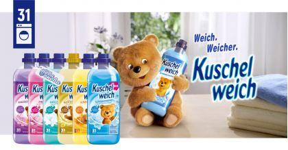 Kuschelweich Омекотители за тъкани 1000 ml