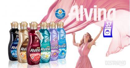 Alvina Deluxe Perfume intense Омекотители 925 ml