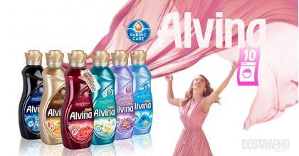 ALVINA Deluxe Perfume Омекотители 250 ml
