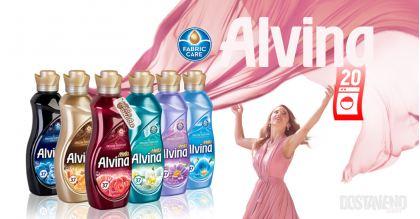 ALVINA Deluxe Perfume Омекотители 500 ml