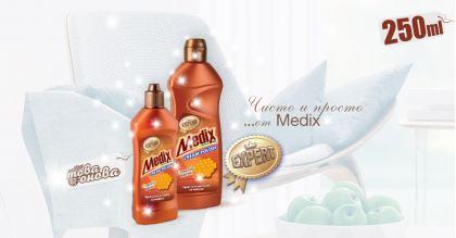 Medix Expert Cream Polish Препарати за Мебели с пчелен восък 250ml