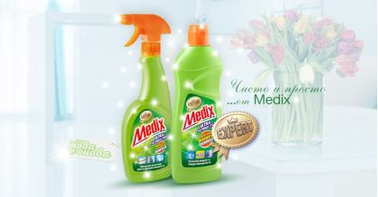 Medix Expert Почистващ препарат Универсален 500 ml