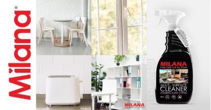 Milana Универсален почистващ препарат 750 ml
