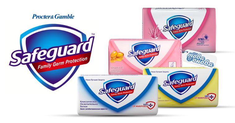 Safeguard Антибактериален Сапун за ръце 90 гр