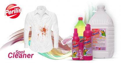 Perilis Spot Cleaner Препарати за петна 22ml, 180ml, 330ml и 5L