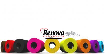 Renova Color Домакинска Хартия ролка 1 бр