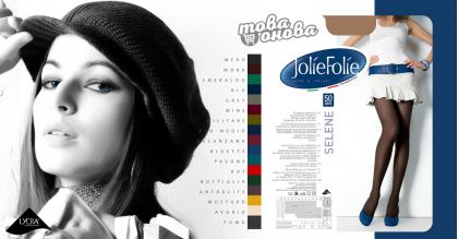 Jolie Folie Чорапогащник SELENE 50 DEN